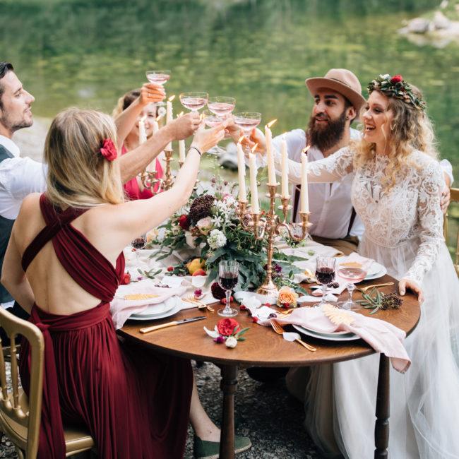 Hochzeitsdeko Ideen und Inspirationen