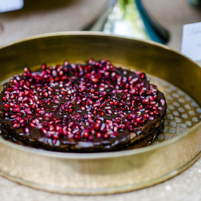 Sweet Table Hochzeit Verleih Tablet Gold