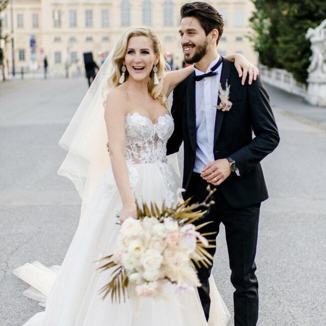 Boho Hochzeit Wien