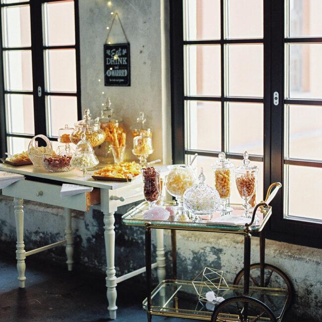 Salty Table Hochzeit Verleih