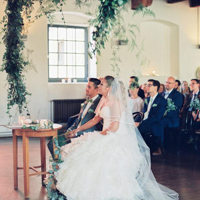 Hochzeit Ottakringer Brauerei Hopfenboden