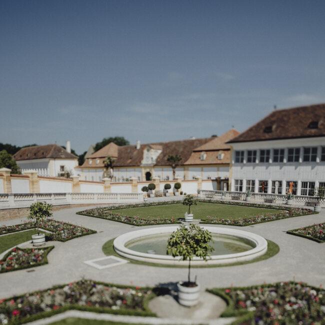 Hochzeit Schloss Hof