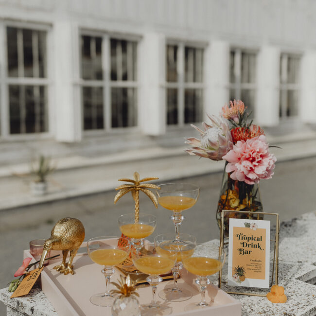 Bar Hochzeit