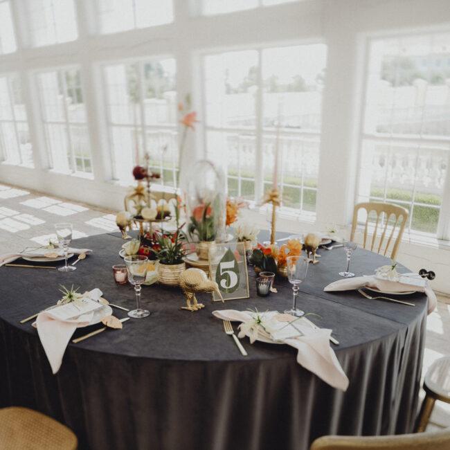 Tischdeko Hochzeit Verleih
